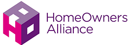 Freehold Purchase Solicitors. Homeowners Alliance logo