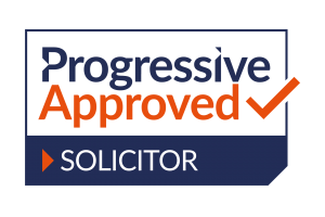 Freehold Purchase Solicitors. Progressive Property Approved logo